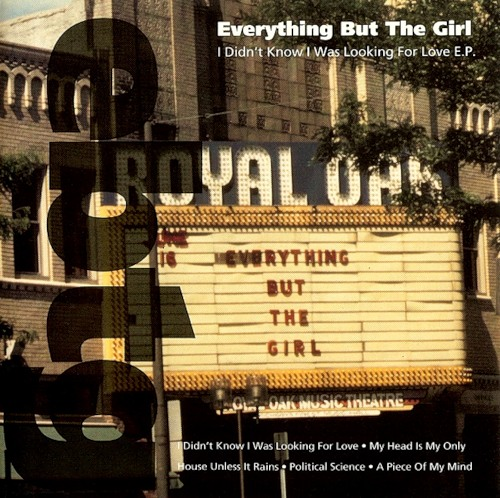 Everything But The Girl - I Didn't Know I Was Looking For Love